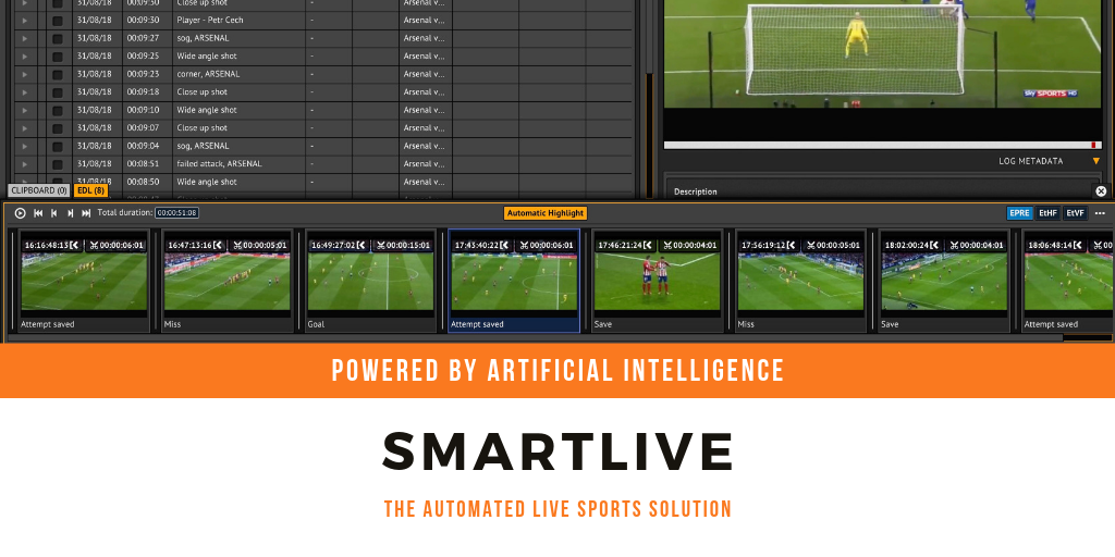 SMARTLIVE: The sports production software