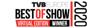 TVBEurope Best of Show Winner Tedial